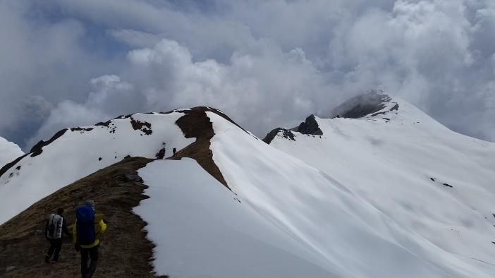 Trek over Nigiri